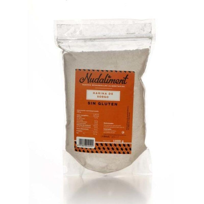 Harina de sorgo sin gluten 1000 gr: Productos de Coperblanc Zamorana