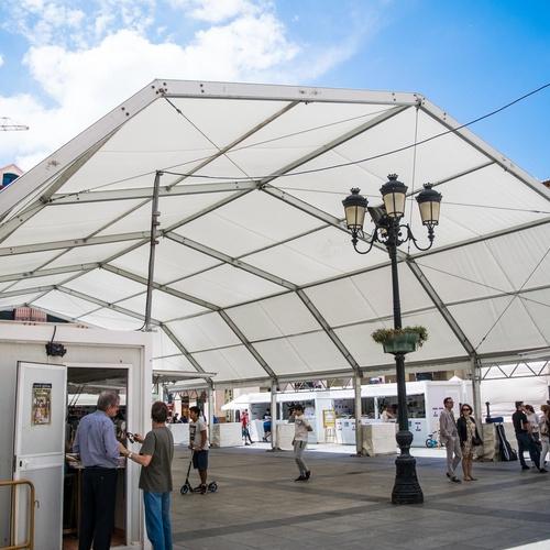 Carpas para Ferias Málaga