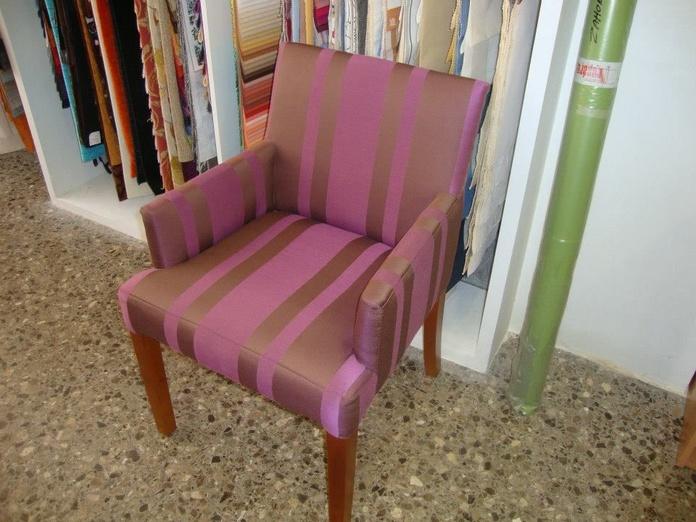 Recogida de muebles para el retapizado: Servicios de Zahonero Tapissería