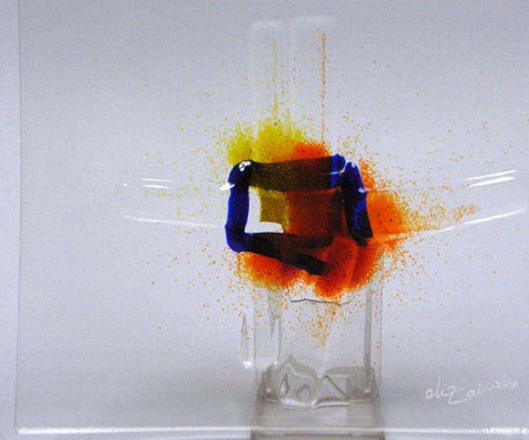 El casting de vidrio