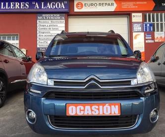 Citroën Berlingo 1.6HDI 109CV:  de Ocasión A Lagoa