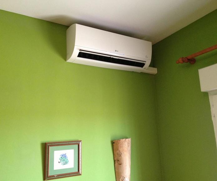 Venta e instalación de aire acondicionado: Productos y servicios de Instalaciones y Servicio Técnico Ballester