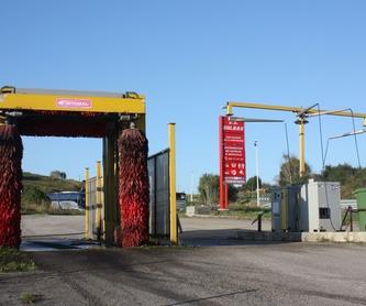 Tienda: Productos y servicios  de Estación de Servicio Solbas