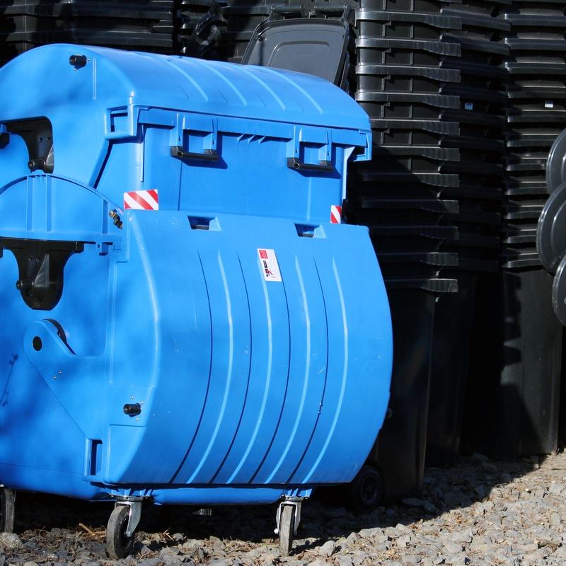 Contenedores de residuos: Servicios de Reciclajes Ecocas