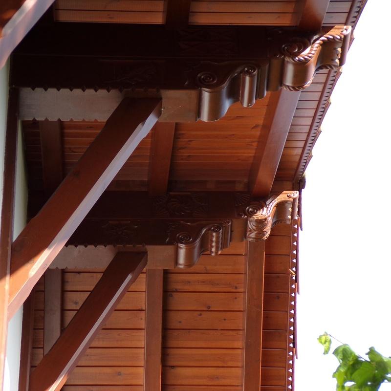 Tejado: Trabajos de Carpintería Antonio Pereda