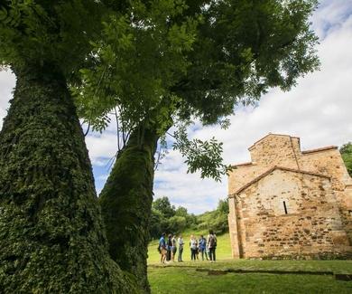 San Miguel de Lillo revela los secretos de su restauración