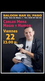 Carlos Mera Magia y humor