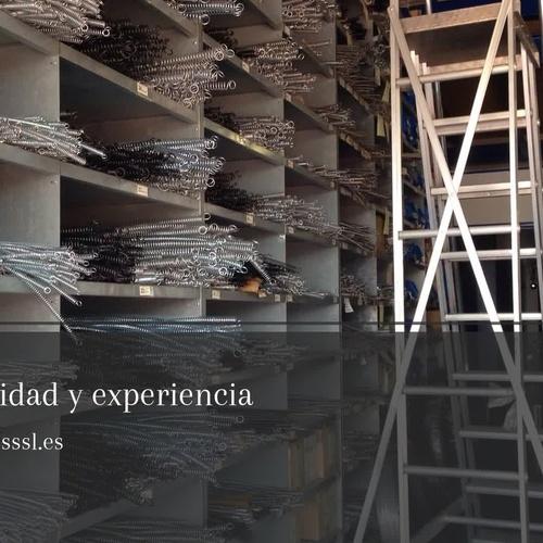 Muelles y resortes La Rioja | Muellexpress