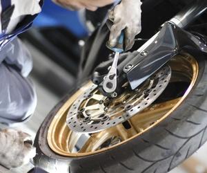 Servicio de mecánica de motocicletas