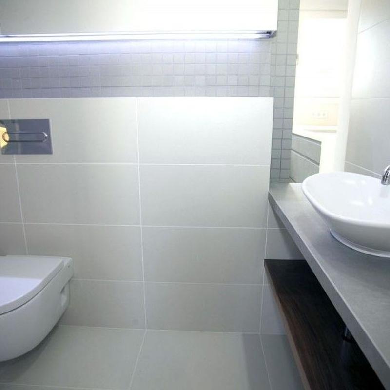 Reformas de Baños: Servicios de Aluminios y Reformas Pozo y Bueno