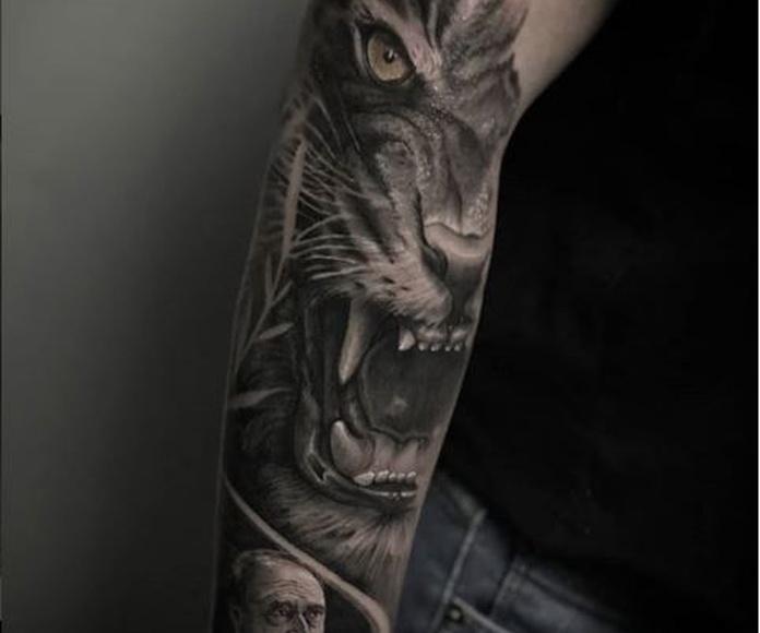 Benjaskulls: Servicios de Vertikal Tattoo Studio