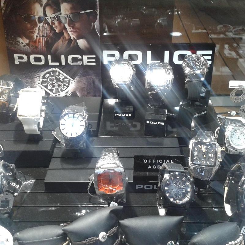 Relojes marca Police: Catalogo de Joyería Yoli
