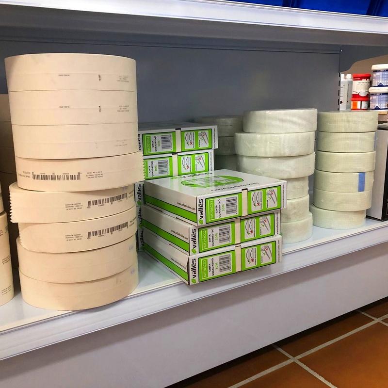 Placas de cartón yeso: Productos y servicios de Almacenes Quero