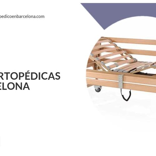 Alquiler de grúas ortopédicas en el Eixample de Barcelona