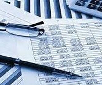 Contabilidad empresarial: Servicios de ASESORÍA ALE.            Tel.  976 88 12 39