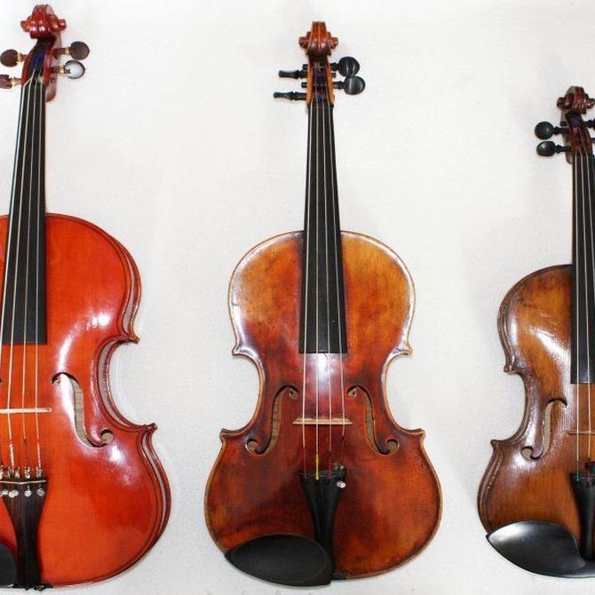 Razones por las que se elaboran los instrumentos musicales con madera