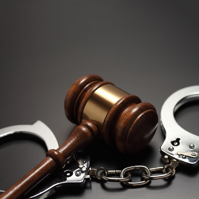 Derecho penal: Asistencia legal de Frederick Wilson, M.