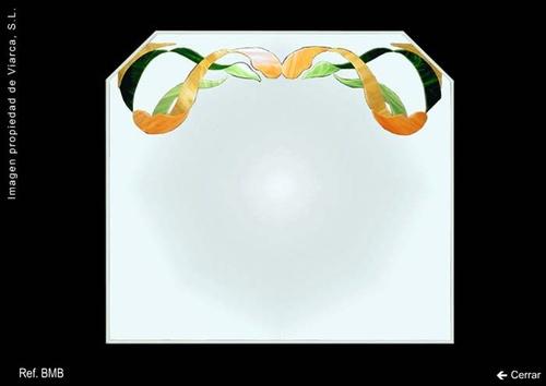 Espejo ornamental