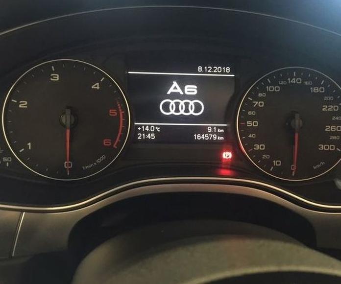 AUDI A6 AVANT S-LINE 177CV MULTITRONIC: Compra venta de coches de CODIGOCAR