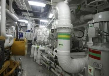 Montaje de tuberías GRP