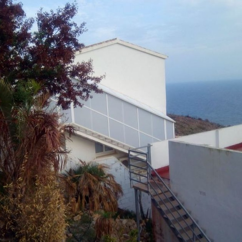 Cerramiento para escaleras exteriores: Productos de Mk Toldos