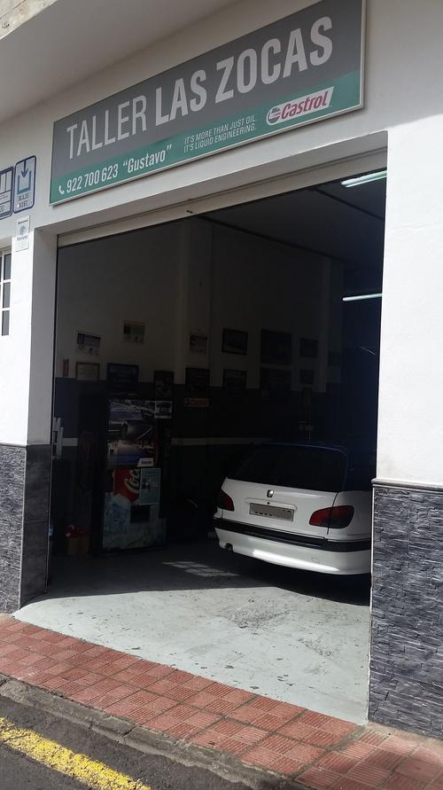 Taller de automóviles en Santa Cruz de Tenerife