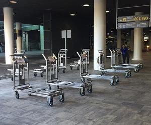 Logística de grupos en el aeropuerto de Barcelona