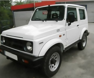Turismos 4x4 (concesionario oficial Suzuki)