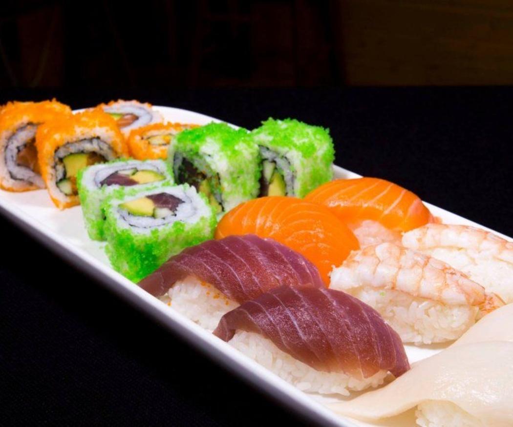¿Maki, nigiri o sashimi?