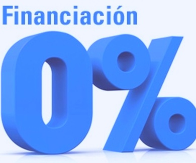 FINANCIACION HASTA 18 MESES SIN INTERESES