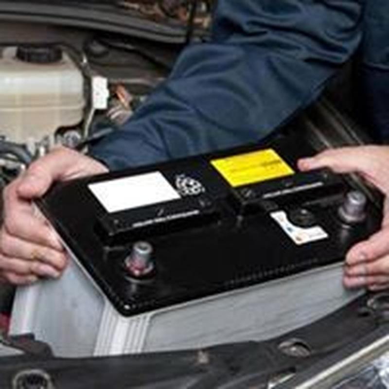 Mecánica de vehículos: Servicios de Garatge Agut