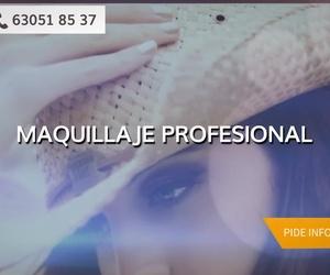 Maquilladora profesional en Zaragoza: tht maquilladora