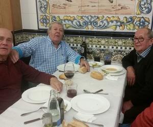"""Luis y David, amigos del """"CIRI """"y la decana"""