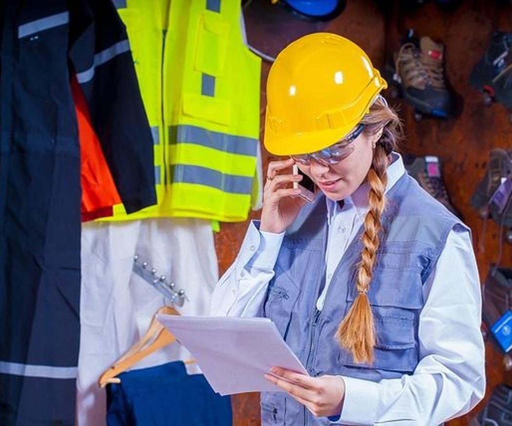 Seguridad ante la maquinaria industrial