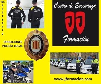 Curso online oposición de Guardia Civil: Cursos de CENTRO DE ENSEÑANZA J.J. FORMACIÓN S.L.