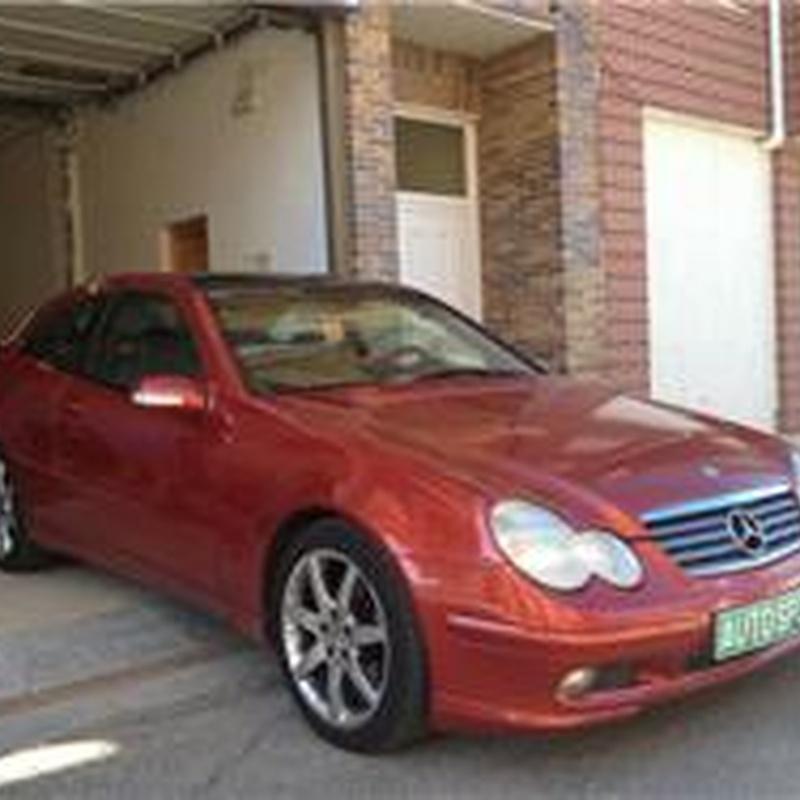 Mercedes-Benz C 200  C Sportcoupé 200 K