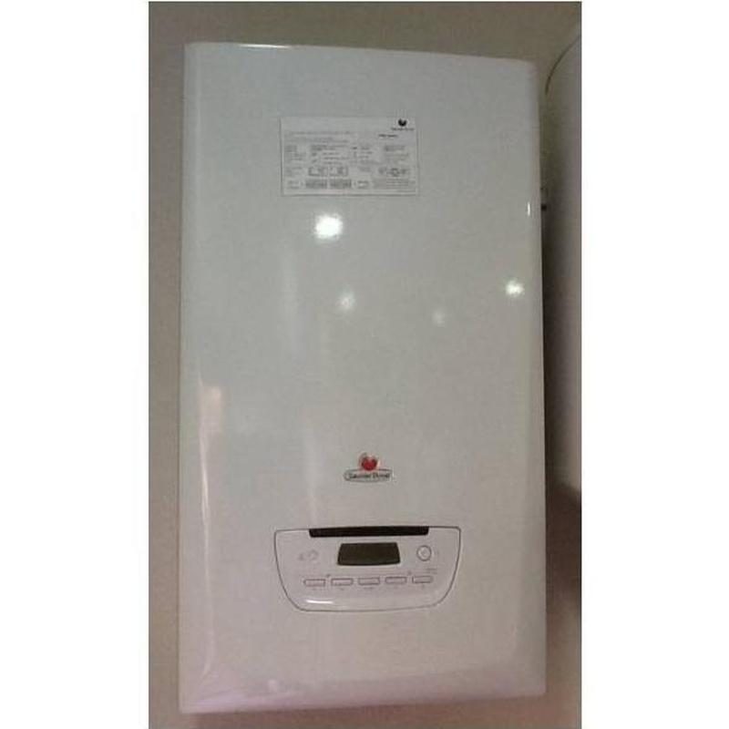 Calentadores de agua: Catálogo de Saneamientos Cuerda, S.L.