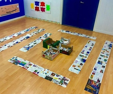Escuela infantil actividades