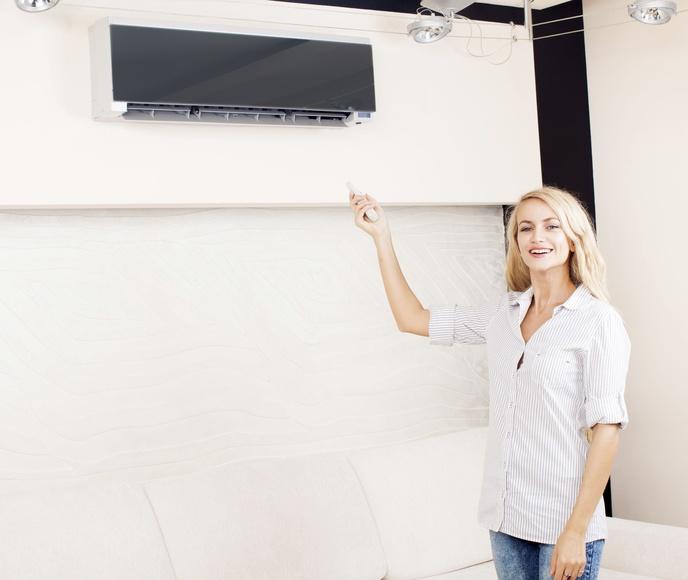 Aire acondicionado para uso doméstico: Productos y servicios de Airser Khoinsa