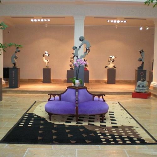 Exposición de arte en Madrid