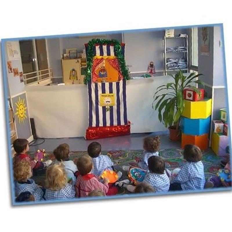 Teatro: Servicios de Escuela Infantil Kika