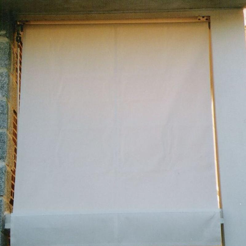 Toldos verticales: Productos y servicios de Toldos Majadahonda