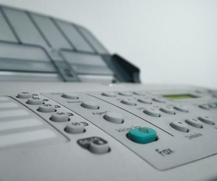 Servicio de fax : CATÁLOGO de Expendeduría Nº 7