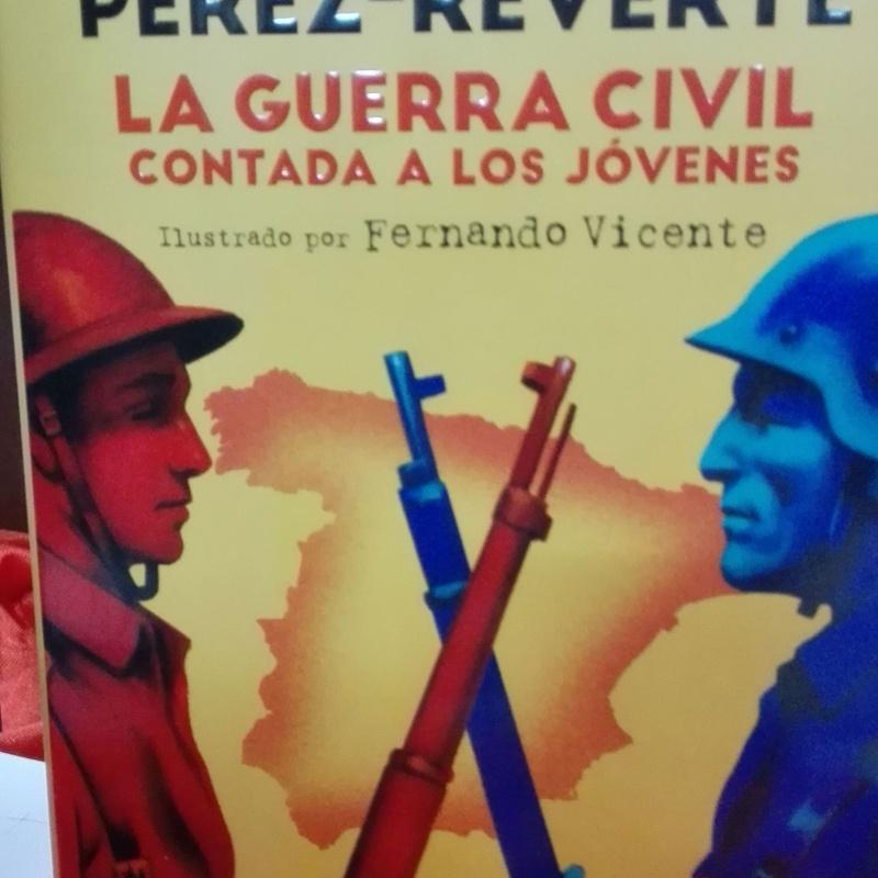 La guerra civil contada a los jovenes