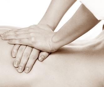 Vendaje Neuromuscular: Servicios de Sananova Fisioterapia
