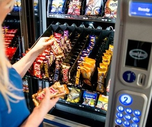 Instalación y mantenimiento de máquinas de vending en Zaragoza