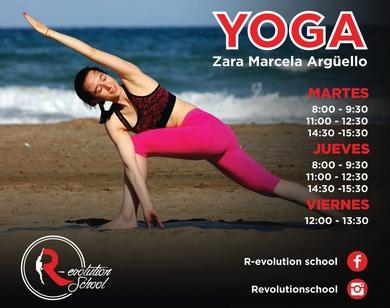 Jornada de Puertas abiertas Yoga y Pilates
