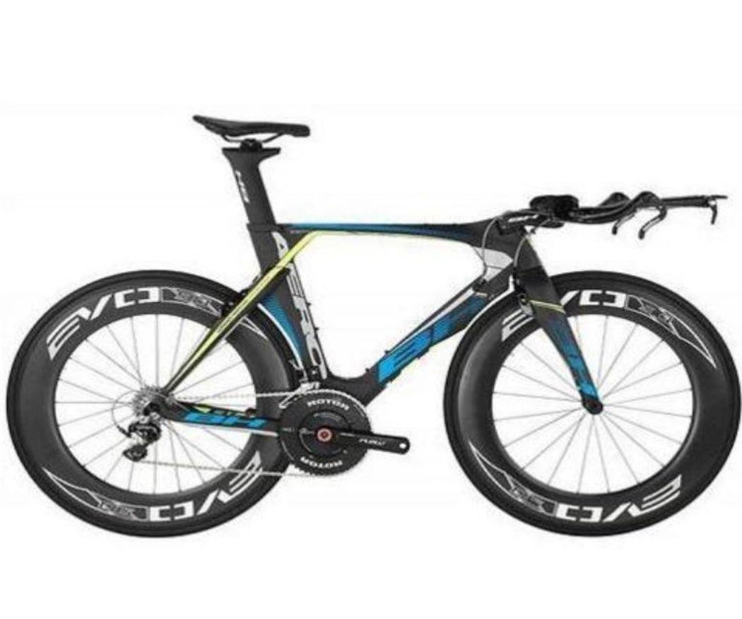 Qué bicicleta necesito para un triatlón