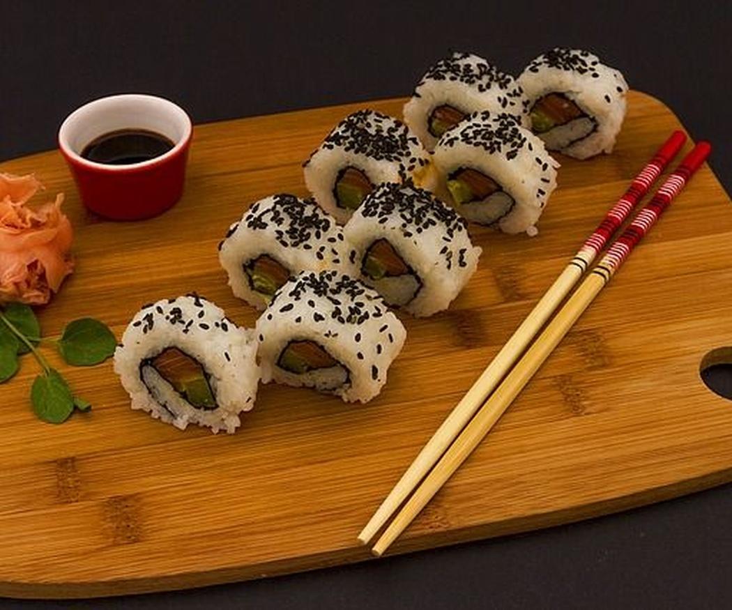 Diferencias entre la comida china y japonesa