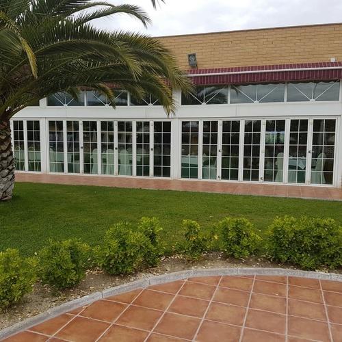 Salones para bodas con jardin Mostoles